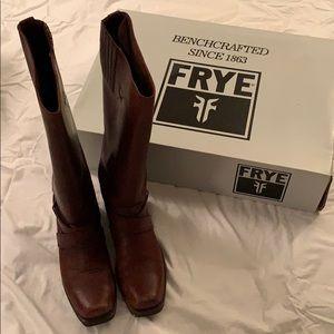 Frye Heath Tall Riding Boots